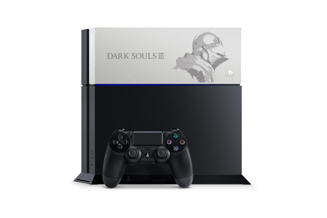 مدل Dark Souls III پلیاستیشن ۴