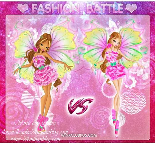 Winx & Flora / وینکس & فلورا / یکی از بهترین و بروز ترین وبای وینکسی