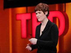 امبر-کیس-سخنرانی های -تد