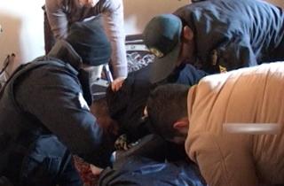 دانلود فیلم لحظه دستگیری شاه مازندران + عکس