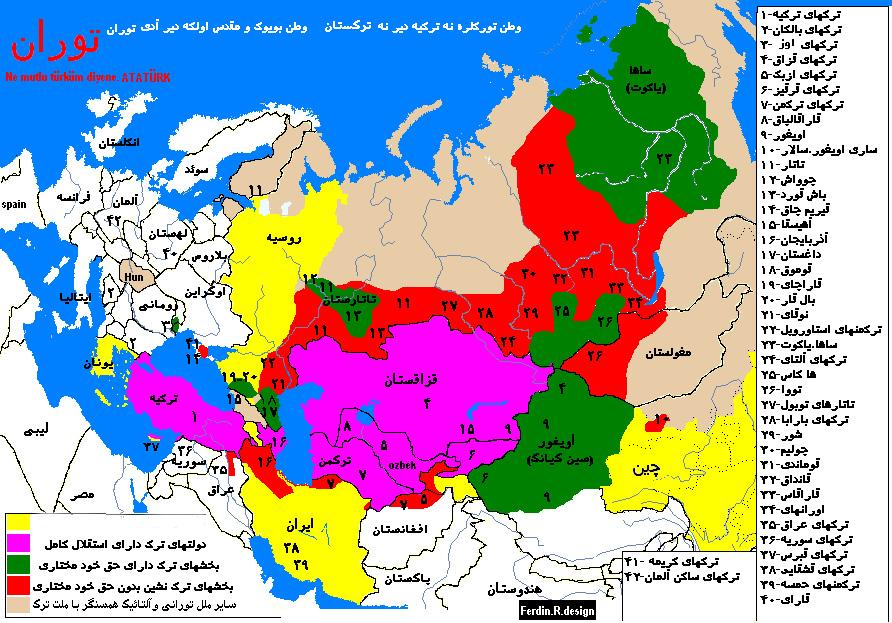 ترک زبانان