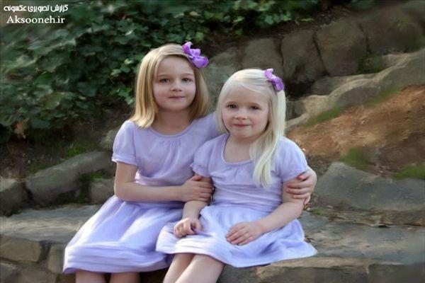 پورتره های بسیار زیبا از کودکان اثر ارین کلمر