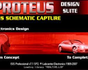دانلود نرم افزار ۸ Proteus Professional + آموزش نصب