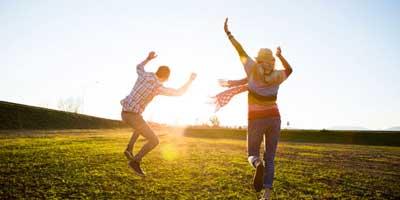چرا بعضی از انسانها شاد و پرانرژی هستند؟ , روانشناسی