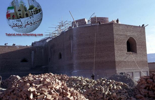 بازسازی مسجد