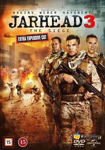 دانلود فیلم Jarhead 3 The Siege