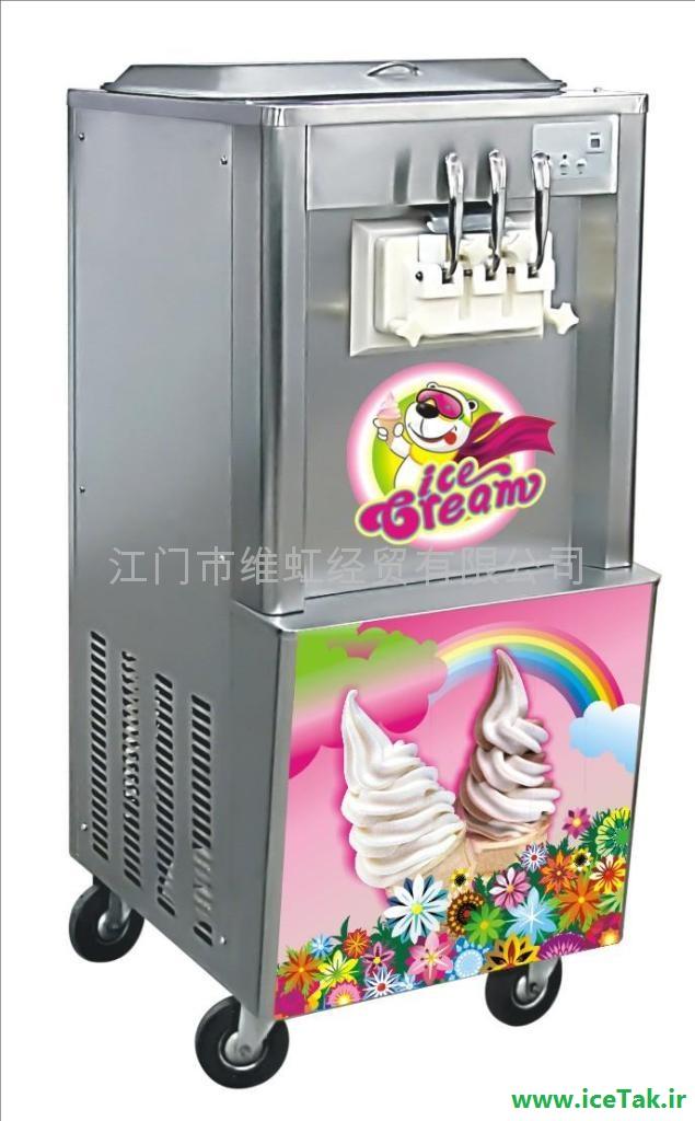 لیست قیمت دستگاه بستنی ساز قیفی دست دوم
