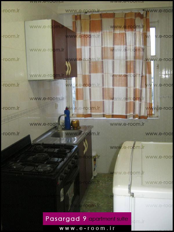 سوییت مبله تمیز در لاریجان برای اجاره