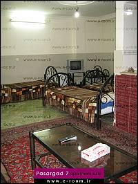 سوییت آپارتمانی پاسارگاد آبگرم رینه لاریجان