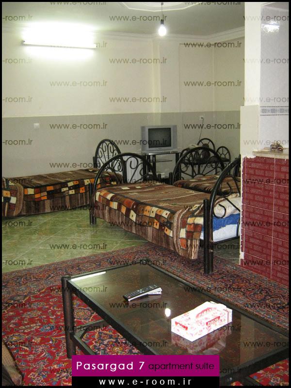اجاره سوییت در لاریجان