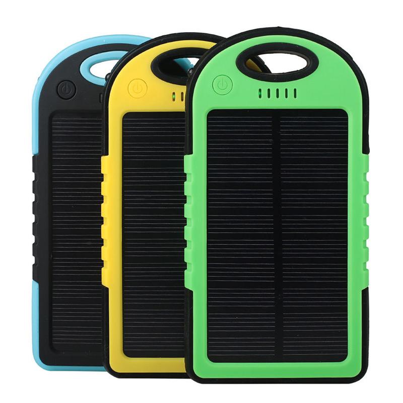 شارژر خورشیدی پاور بانک
