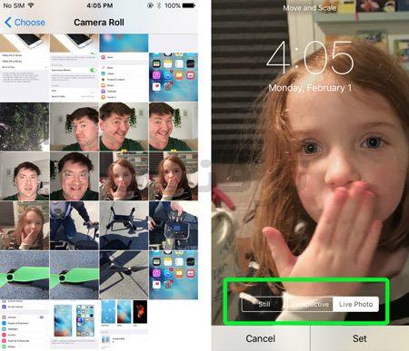 Live Photo,آموزش iOS,آیفون,ترفند,ترفند آیفون,ترفندهای آیفون 6s,تصویر زنده پس زمینه آیفون,موبایل,تلفن همراه,گوشی,اپل,ترفندهای ایفون,ترفندهای ios,iphone 6s,پلاس,lineee.ir