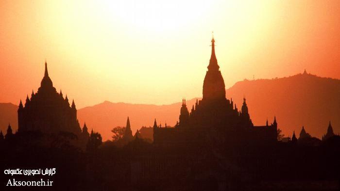 عکسهای زیبا از ده جاذبه برتر گردشگری دنیا