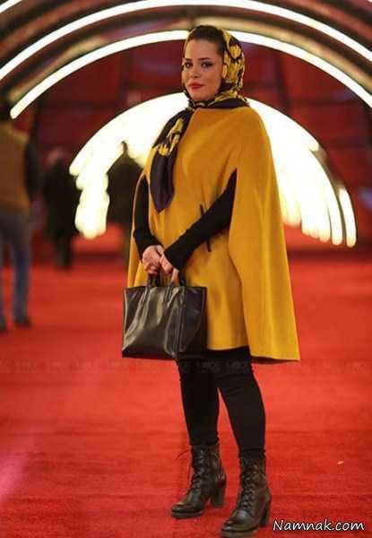 تصاویر مدل مانتو و پالتو خاص بازیگران زن در جشنواره فیلم فجر 94