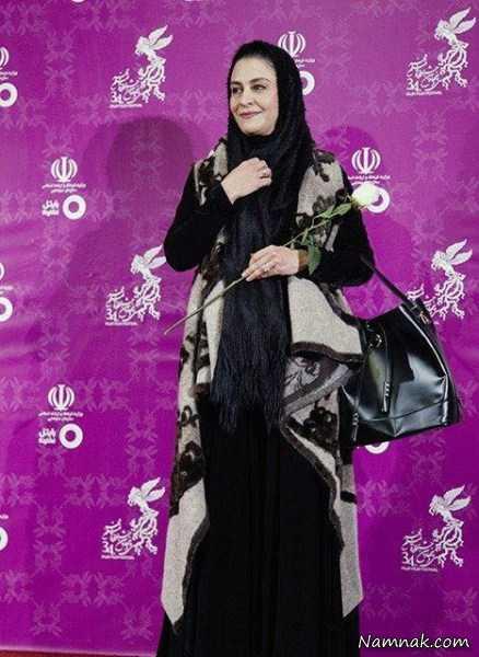مدل مانتو و پالتو خاص بازیگران زن در جشنواره فیلم فجر 94