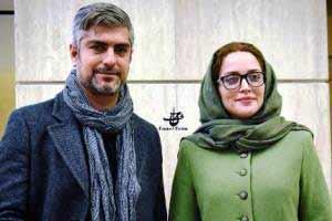 عکس هایی از مهدی پاکدل و همسرش در جشنواره , عکس بازیگران
