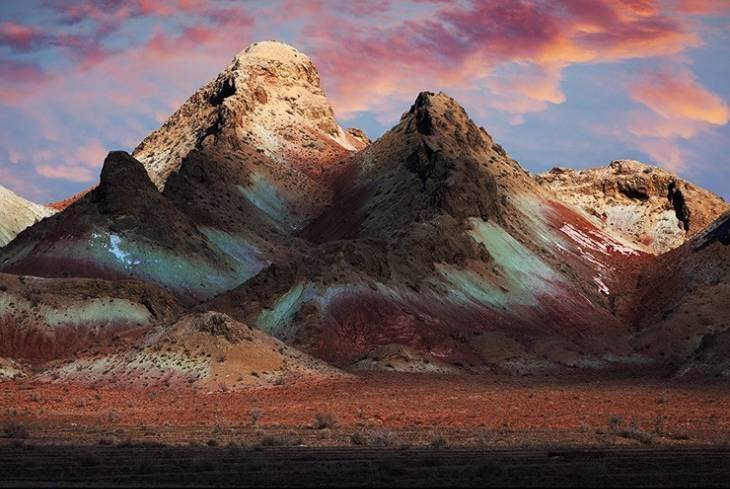 کوههای آذربایجان