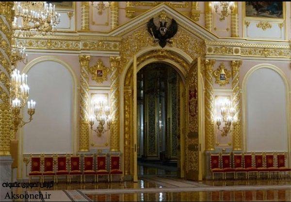 عکسهای زیبا از محل زندگی ولادیمیر پوتین