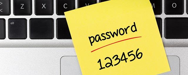 امنیت,پسورد,حساب کاربری, رمز عبور,کامپیوتر,هک رمز عبور,جلوگیری از هک شدن موبایل و تبلت و لپ تاپ,اموزش,ترفند,محافظت در برابر hack,password mistakes will likely get hacked,lineee.ir