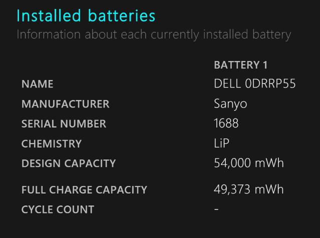 Battery report,powercfg,آموزش سخت افزار,باتری لپ تاپ, ترفند لپ تاپ, ترفند ویندوز,طول عمر باتری,ظرفیت باتری,راه های افزایش عمر باتری لپ تاپ و موبایل,generate,lineee.ir
