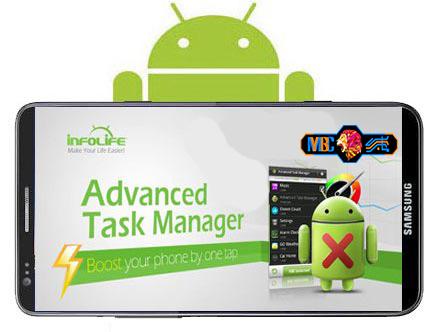 دانلود Advanced Task Manager Pro 5.4.4 مدیریت حافظه و رم