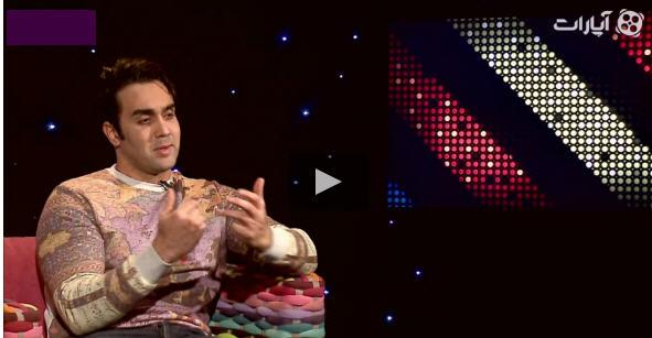 دانلود مصاحبه رضا رشیدپور با پوریا پورسرخ در برنامه دید در شب