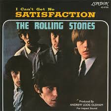 The Rolling Stones- {I Cant Get No} Satisfaction