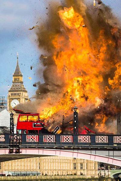 جکی چان ، لندن را به لرزه انداخت !! , سینمای جهان