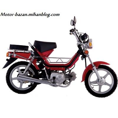 موتور سیکلت متین پونک 50 سی سی