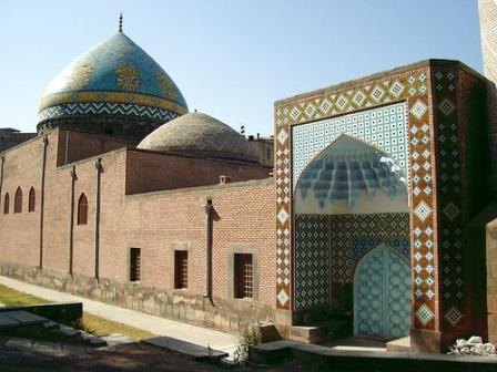 مسجد ارمنستان