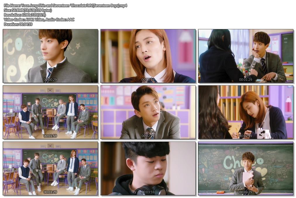 http://s6.picofile.com/file/8238545376/Yoon_Jong_Shin_and_Seventeen_%E2%80%98Chocolate%E2%80%99MV_Seventeen_Boys_mp4.jpg