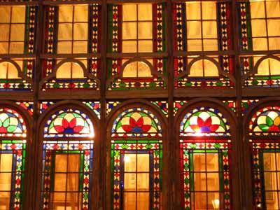 خانه فروغ الملک (موزه هنر مشکین فام )