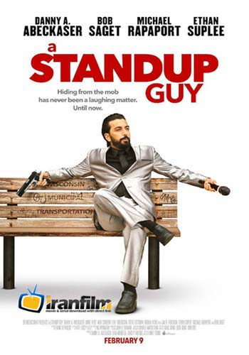 دانلود فیلم A Stand Up Guy