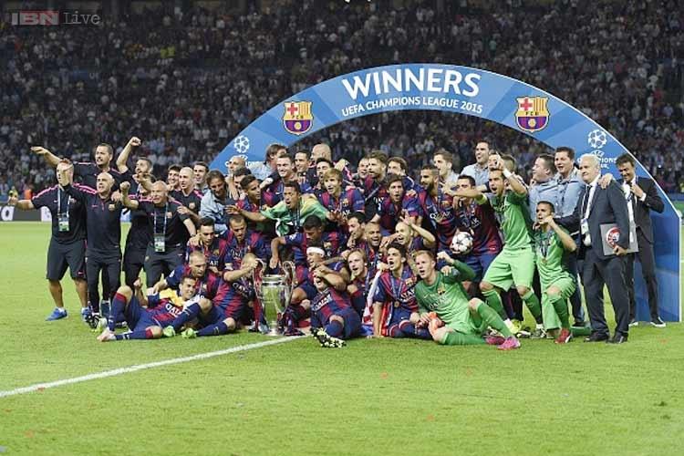 رازهای شکست ناپذیری بارسلونا