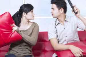 خصوصیات یک همسر زورگو , همسرداری و ازدواج