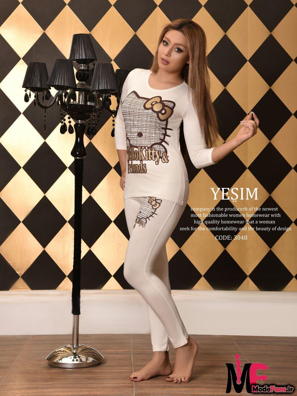 مدل+لباس+خانگی