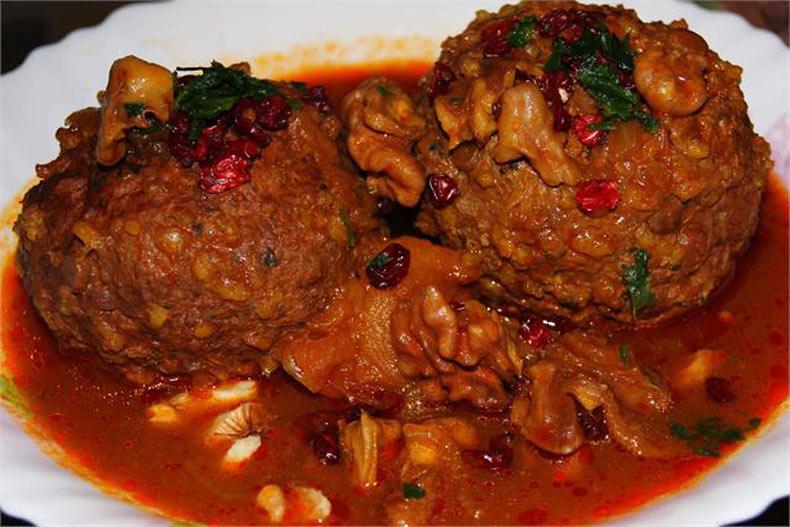 غذاهای سنتی آذربایجان