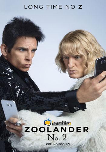 دانلود فیلم Zoolander 2