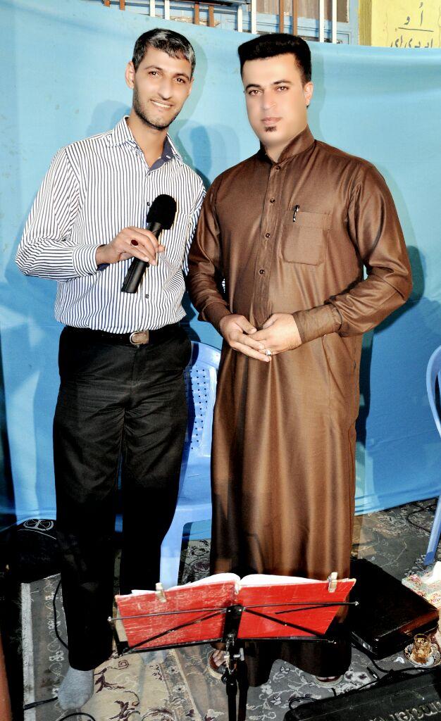 حمید ابوسیف الصیاحی ماریدکم لل ابد هایحبابی