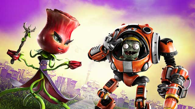 بازی Plants vs. Zombies: Garden Warfare 2