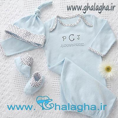 جدیدترین مدل لباس نوزادی پسرانه