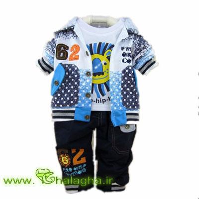 مدل های جدید لباس کودک نوزاد تا 1سال