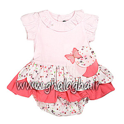 مدل های جدید لباس نوزادی تا 1سالگی