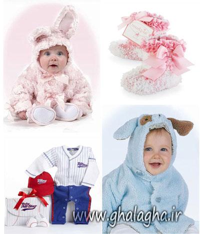 جدیدترین و شیک ترین مدل لباس زمستانی کودک-نوزادی تا 1سالگی