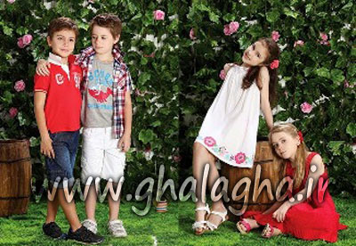 جدیدترین مدل های لباس کودک و خردسال
