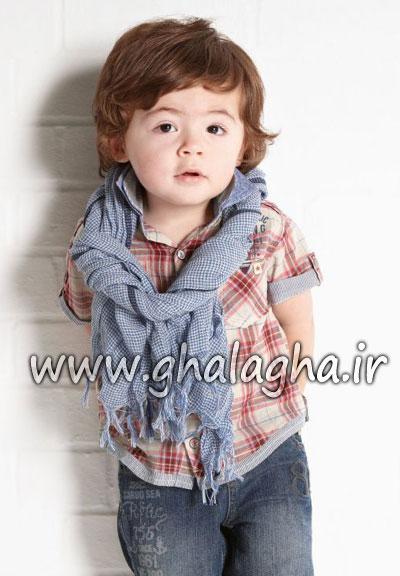 جدیدترین و شیک ترین لباس پسرانه 1 تا 3 سالگی