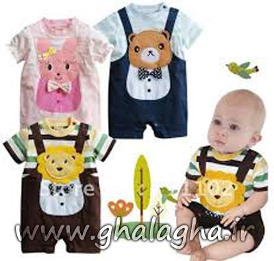 جدیترین و شیک ترین مدل های لباس کودک از برترین برند ها