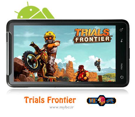 دانلود بازی Trials Frontier 3.9.0 برای اندروید + نسخه بی نهایت + دیتا