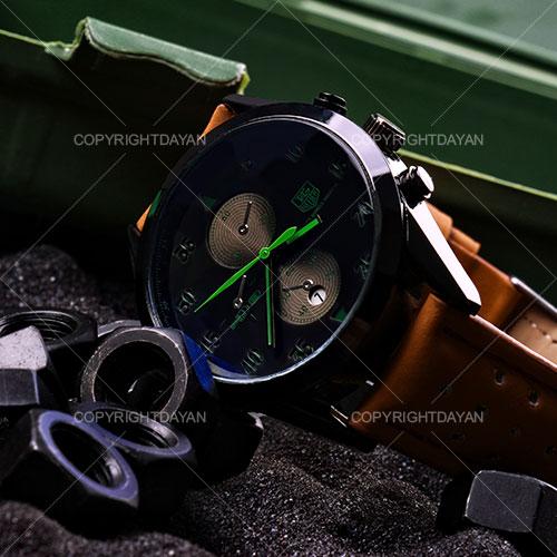 ساعت مچی تگ هویر عقربه سبز