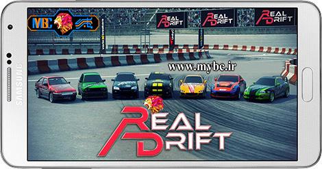 بازی Real Drift Car Racing 3.4 – مسابقات دریفت اتومبیل برای اندروید + دیتا و پول